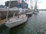 Zakończenie sezonu żeglarskiego 2014 – Jacht Polonez