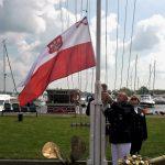 Podniesienie bandery