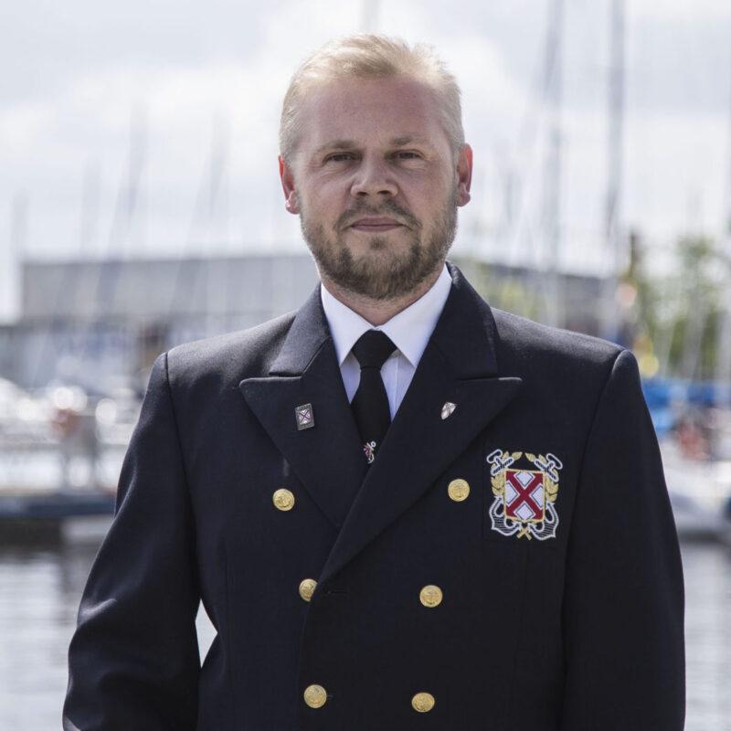 Andrzej Łukaszewicz - Jachtowy Sternik Morski, Motorowodny Sternik Morski