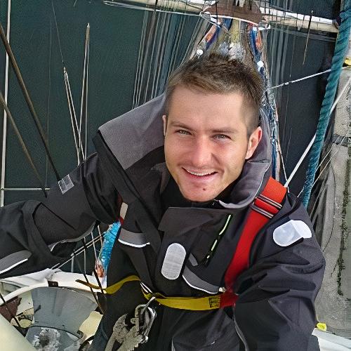 Filip Gruszczyński - Kapitan Jchtowy