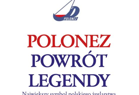 Największy symbol polskiego żeglarstwa – jacht Polonez (zaproszenie na konferencję prasową)