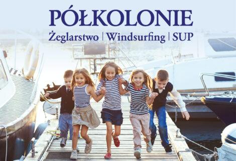Zapraszamy na Półkolonie Szkółki YKP Szczecin.