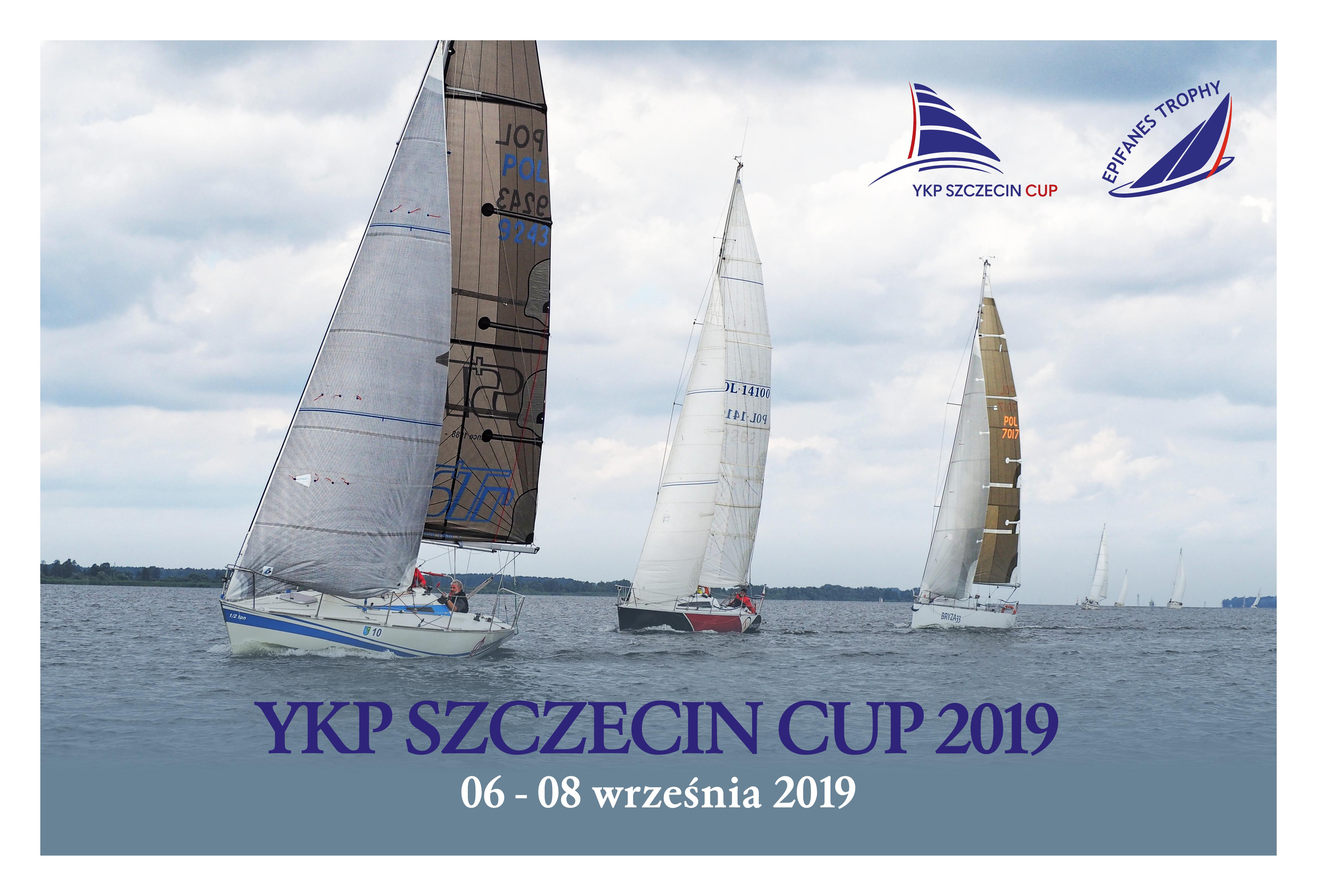 Zaproszenie na Regaty YKP SZCZECIN CUP 2019