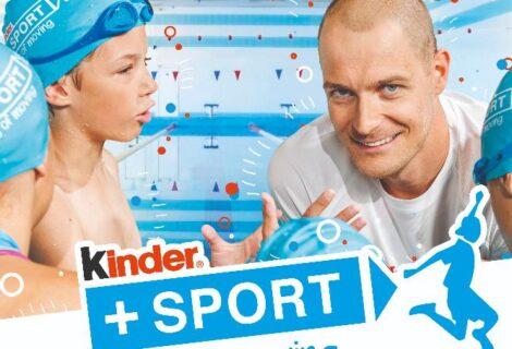 Kinder+Sport Festiwal Pływania 2019