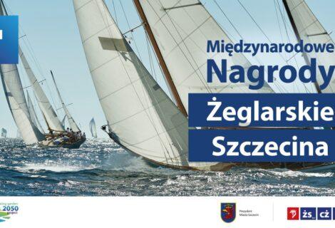 Międzynarodowe Żeglarskie Nagrody Szczecina 2020. Trzy osoby z naszego Klubu z nominacjami!