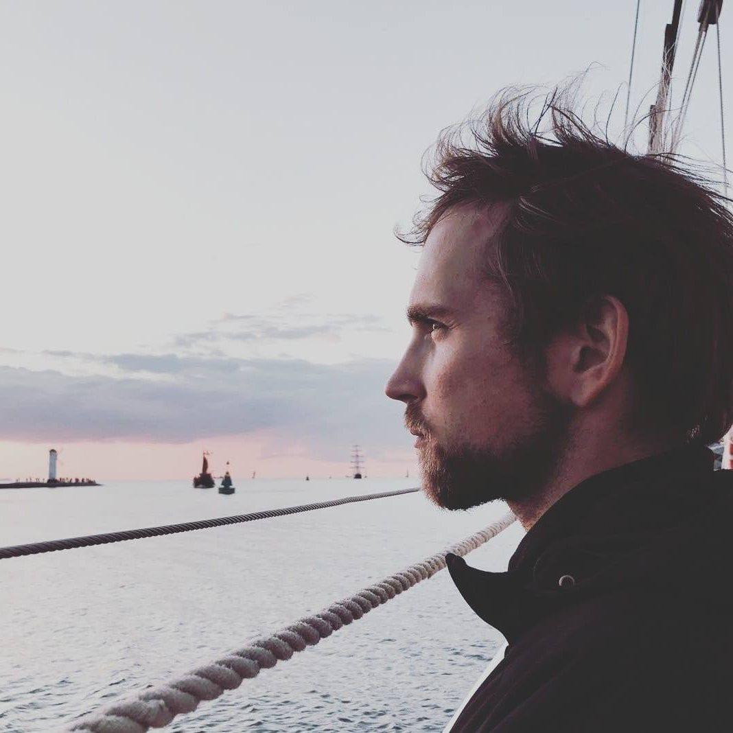 Michał Dzwonkowski - Jachtowy Sternik Morski