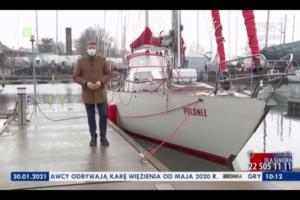 Polonez i Kanał Żeglarz w programie Wiatr od Morza