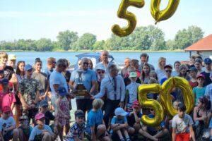 Sprawozdanie z 50 Regat o Puchar Leonida Teligi w Myśliborzu