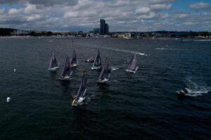 Relacja z Gdynia Sailing Race
