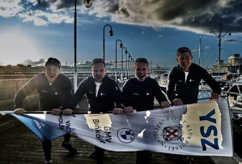 Team YKP – Patryk Zbroja z załogą Mistrzami Polski w Match Racingu!!
